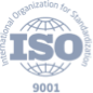 Certification logo ISO9001