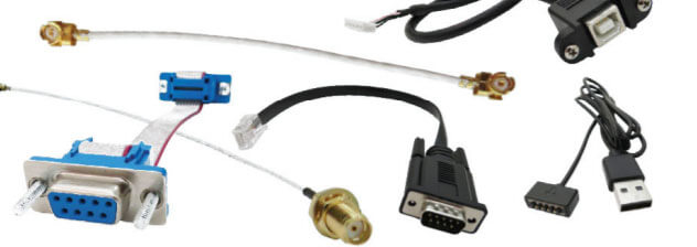 AdamTech custom cable assemblies
