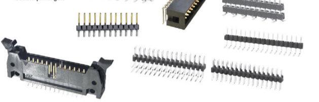 AdamTech pin headers & shrouded headers