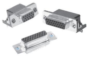 AdamTech high density d-subs