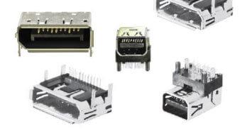 AdamTech Display port & mini-display port