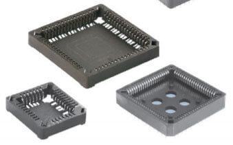 AdamTech plcc sockets