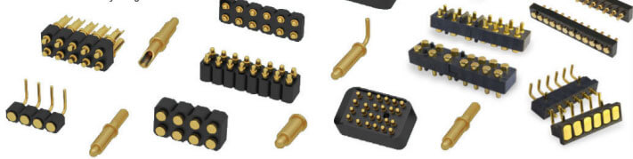 AdamTech spring loaded connectors