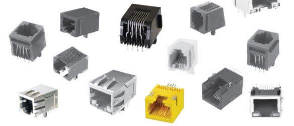 AdamTech modular jacks