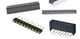 AdamTech flex circuit connector