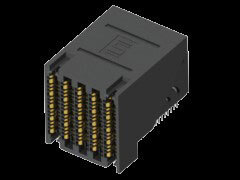 ExaMAX® 2.00 mm Right-Angle Receptacle