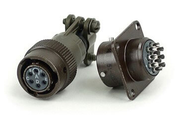 The MIL-DTL-26482 series II connectors for aviation
