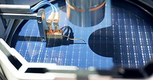 Microchip fabrication; as the global component shortage spills over into numerous other industries like renewable energy and cryptocurrency, OEMs will need new quoting tools to help. Check out Sourcengine's BOM quote tool.