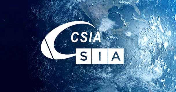 CSIA and SIA logos displayed side by side; the two well-known semiconductor associations are forming a new group to deal with industry issues. For more electronic components industry news and to source your list of parts during the shortage, check out sourcengine.com.